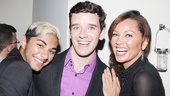 You better believe that Michael Urie's Ugly Betty co-stars Mark Indelicato and Vanessa Williams are in the house for opening night!