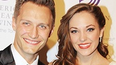 American Theatre Wing – Hal Prince Gala 2013 – Nathan Johnson - Laura Osnes