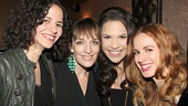 Wicked- Mandy Gonzalez-Julia Murney- Lindsay Mendez - Teal Wicks