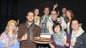 First Date – 100th Performance – Sydney Shepherd – Zachary Levi – Kate Loprest – Kevin Kern – Blake Hammond – Krysta Rodriguez – Bryce Ryness – Sara Chase – Kristoffer Cusick