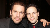 Macbeth – Opening Night – Ethan Hawke – Jonny Orsini