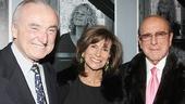 <I> Beautiful: The Carole King Musical</I>: Opening -  William J. Bratton - Rikki Klieman - Clive Davis