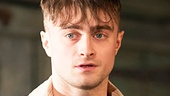 Daniel Radcliffe as Cripple Billy in The Cripple of Inishmaan