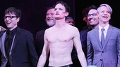 Hedwig composer Stephen Trask, director Michael Mayer and book writer and original star John Cameron Mitchell join the company.