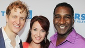 Phantom's Jeremy Hays, Sierra Boggess and Norm Lewis.