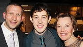 Tim Levy - Alex Sharp - 	Helen Carey