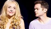 Rachel Bay Jones as Catherine & Josh Kaufman in Pippin