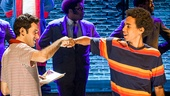 Adam Chanler-Berat as Dylan & Kyle Beltran as Mingus with Kron Watson, Kevin Mambo as Junior, Juson Williams & Britton Smith in  The Fortress of Solitude