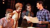 <i>Beautiful: The Carole King Musical</i>: Show Photos —Jessie Mueller - Scott Campbell