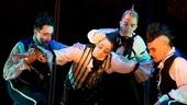 Garett Ross, Scott Shpeley, Ryan Parker & Gaelan Beatty in Nevermore