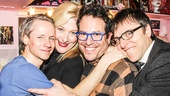 Hedwig and the Angry Inch - 1/15 -  John Cameron Mitchell - Justin Vivian Bond - Michael Meyer - Stephen Trask