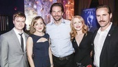 Tony Nominees - Brunch - 4/15 - Bradley Cooper - Patricia Clarkson - Alessandro Nivola - teven Boyer - Geneva Carr