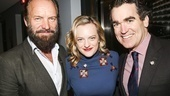 Tony Nominees - Brunch - 4/15 - Sting - Elisabeth Moss - Brian d'Arcy James