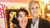 Darren Criss - Jane Lynch