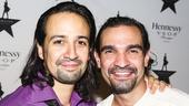 Hamilton - Party - 7/15 - Lin-Manuel Miranda - Javier Munoz