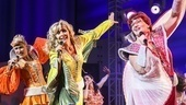 Mamma Mia! - Closing - 9/15 - Alison Ewing, Judy McLane and Mary Callanan
