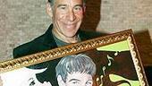 Photo Op - Stephen Schwartz Portrait at Tony's DiNapoli - Stephen Schwartz (with portrait)