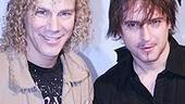 Photo Op - Mary Poppins Opening - David Bryan - Christopher Jahnke
