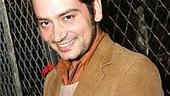Photo Op - Constantine Maroulis in Jacques Brel - Constantine Maroulis  (in costume)