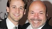 2011 Tony Awards Red Carpet – Casey Nicholaw - Josh Marquette