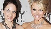 2011 Tony Awards Red Carpet – Alexa Ray Joel - Christie Brinkley