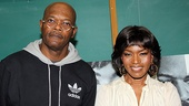Mountaintop Meet  - Samuel L. Jackson – Angela Bassett
