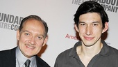 <i>Man and Boy</i> opening – Zach Grenier – Adam Driver