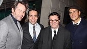 Porgy and Bess- Matthew Broderick, Mario Cantone, Nathan Lane and Cheyenne Jackson