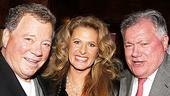 Opening Night of Shatner's World: We Just Live in It – William Shatner – Elizabeth Shatner – Robert Wankel