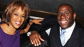 Magic.Bird Opening Night – Gayle King – Magic Johnson