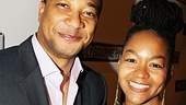 Clybourne Park Opening Night – Damon Gupton – Crystal A. Dickinson