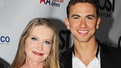 Lisa Niemi couldn't ask for a better man than Richard Fleeshman to bring her husband Patrick Swayze's unforgettable Ghost role to the stage.