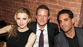 Ghost Opening Night – Nina Arianda – Will Chase – Bobby Cannavale