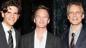 Neil Patrick Harris & More at Starcatcher – Alex Timbers - Neil Patrick Harris – Rick Elice