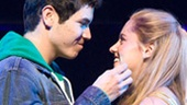 Jason Gotay & Taylor Louderman in Bring It On: The Musical.