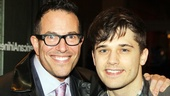 'Picnic' Opening Night — Michael Mayer — Andy Mientus
