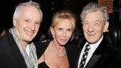 'Breakfast at Tiffany's' Opening — Sean Mathias — Trudie Styler — Ian McKellen