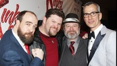 Kinky Boots Opening- Eric Anderson- Daniel Stewart Sherman- Eric Leviton- Jerry Mitchell