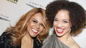 'Motown' Opening Night — Claudette Robinson — Sasha Hutchings