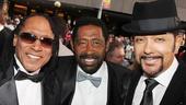 'Motown' Opening Night — Walter Orange — William 'Wak' King — J.D. Nicholas
