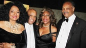 'Motown' Opening Night — Diana Ross — Berry Gordy — Mary Wilson — Jesse Jackson