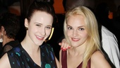 'The Big Knife' Opening — Rachel Brosnahan — Madeline Brewer