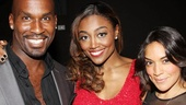 Pippin – Opening Night – Alan Green – Patina Miller - Jene Hernandez