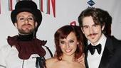 Pippin – Opening Night – Colin Cunliffe – Olga Karmansky – Erik Altemus
