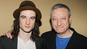 2013 Tony Nominee Brunch — Tom Sturridge — Frederick Zollo