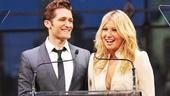 2013 Audience Choice Awards Ceremony — Matt Morrison — Ari Graynor