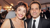Tony Red Carpet-Brooke Adams- Tony Shalhoub