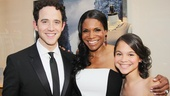 Tony Red Carpet- Santino Fontana- Audra McDonald- Zoe