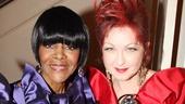 2013 Tony Awards Winner's Circle – Cicely Tyson – Cyndi Lauper