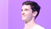 Michael Urie takes his opening night bow as the one-man show Buyer & Cellar finds new life at the Barrow Street Theatre.